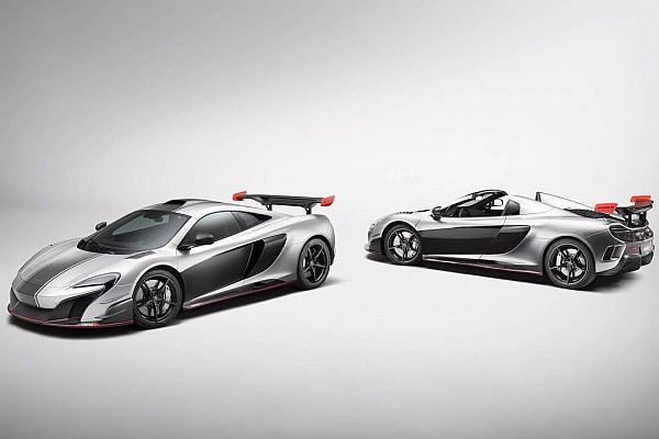 Automotive Noticias de última hora Dos McLaren exclusivos a la carta