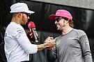 ألونسو: هاميلتون من بين أفضل خمسة سائقي فورمولا واحد في التاريخ
