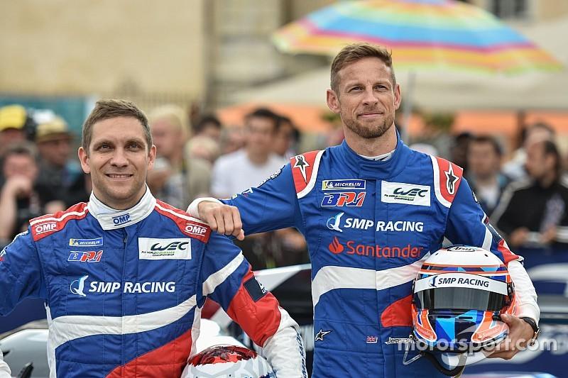 La victoire au général, Button et Petrov y croient!