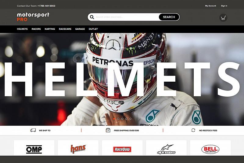 Motorsport Network diversifie son activité e-commerce avec MotorsportPRO.com