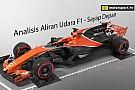 Formula 1 VIDEO 3D: Cara bekerja sayap depan mobil Formula 1