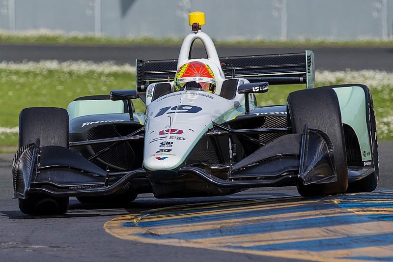Фіттіпальді підписав угоду з Dale Coyne на сім гонок IndyCar