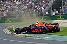 "Verstappen explica erro na corrida: ""Algo quebrou no carro"""