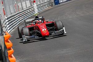 FIA Fórmula 2 Crónica de Carrera Fuoco gana una carrera llena de choques en Mónaco