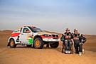 Dakar Isidre Esteve y el Repsol Rally Team sueñan con entrar en la élite del Dakar