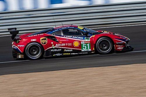 Le Mans: doppio podio Ferrari alla 24h in LMGTE