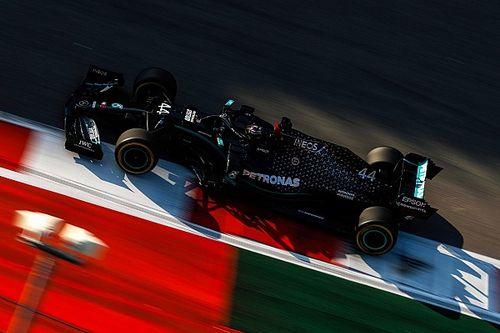Horner: Mercedes podría estar cayendo en la autocomplacencia