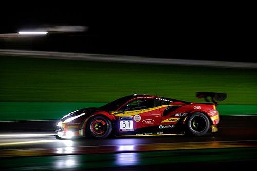 Na półmetku - Ferrari