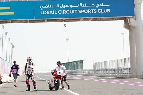 La pretemporada de Moto2 y Moto3 se muda de Jerez a Qatar