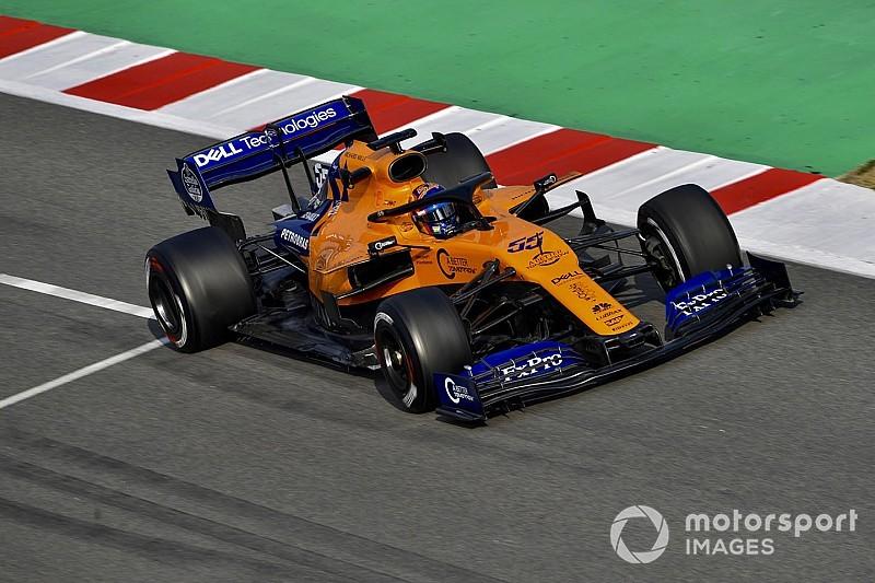 Az MCL34 mozgásban: onboard kör a 2019-es McLarennel