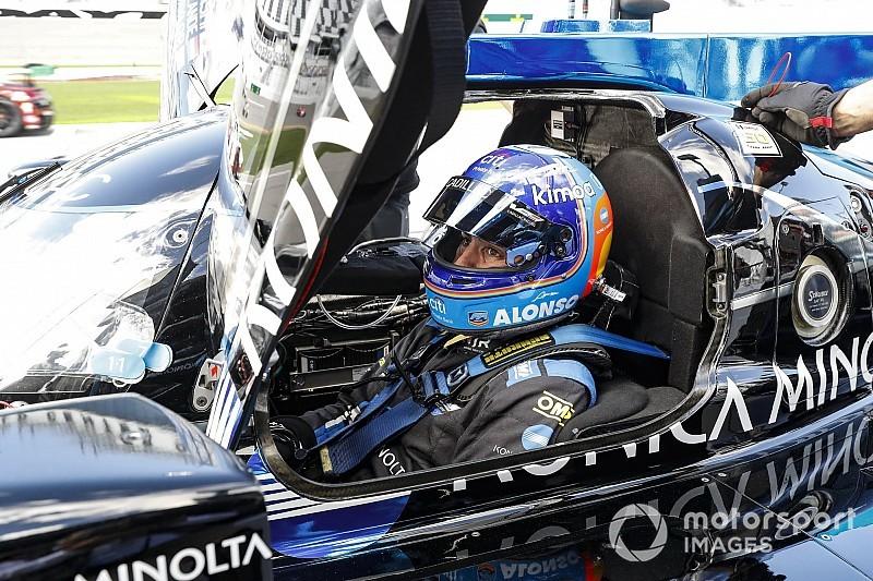 La última práctica de Daytona se la lleva Cadillac