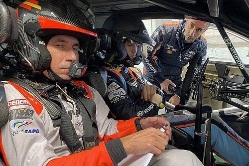 Sordo cambia de copiloto por segunda vez en la temporada WRC 2021