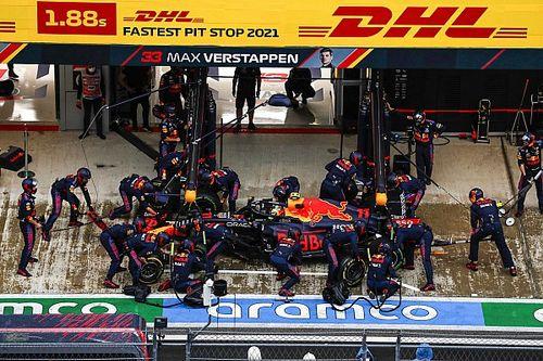 F1: Red Bull explica pit stop de quase nove segundos de Pérez na Rússia