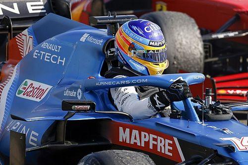 Alonso ne s'attendait pas à encore courir en F1 à 40 ans