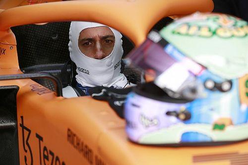 Ricciardo va piloter la NASCAR de Dale Earnhardt à Austin