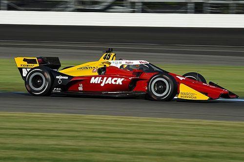 Lundgaard llega a la IndyCar en 2022 con Rahal Letterman Lanigan