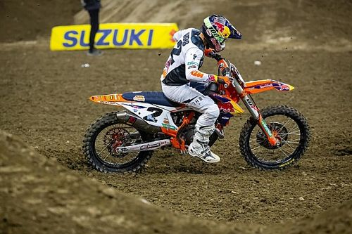 Supercross Atlanta 3: Webb Balik Melawan
