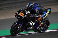 """Marini: """"Lo que más me ha impresionado de la MotoGP son los frenos"""""""