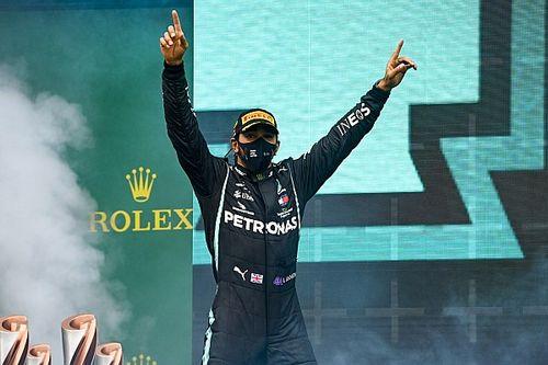 Ex-campeão, Villeneuve diz que Hamilton merece mais respeito na F1