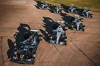 Újabb fotót tett közzé a Mercedes a 2021-es autójával kapcsolatban (kép)