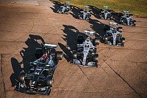 Mercedes W05: o carro inovador que inaugurou a maior dinastia da história da F1