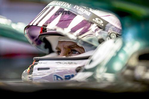 Aston Martin: Vettelnek időre van szüksége!