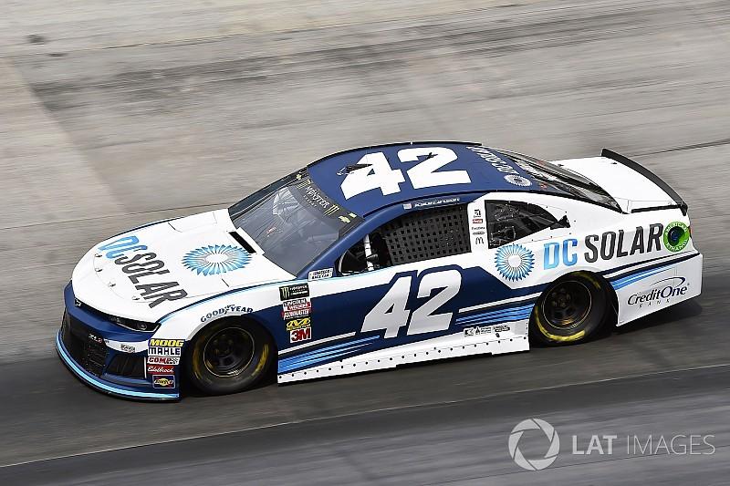 NASCAR in Bristol: Kyle Larson stürmt auf die Pole-Position