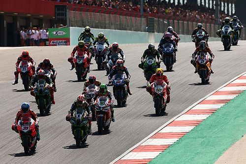 World Superbike moves to three-race weekend format
