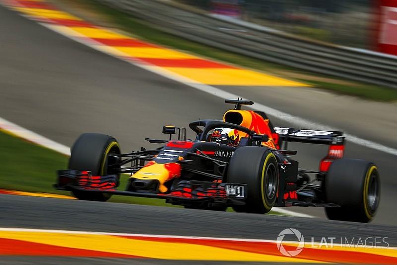 Red Bull: Ricciardo in penalità a Monza, monterà il motore Renault Spec C