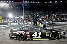 Opinion: Bristol Night Race win says much about SHR, Kurt Busch