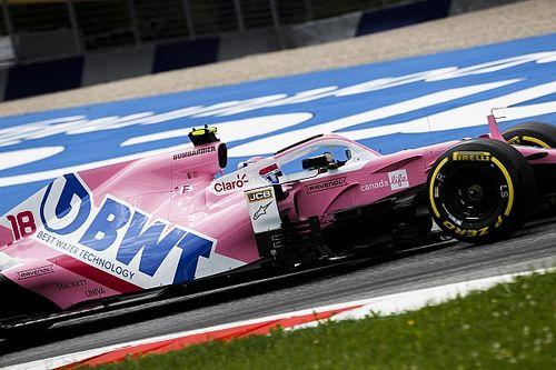 Racing Point aussi rapide que le craignait Haas