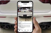 Nuova Volkswagen Golf R, le foto rubate svelano i dettagli