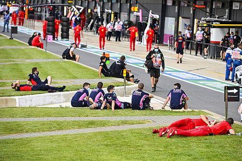 F1车队不欢迎今后把三连赛变成常规赛程安排