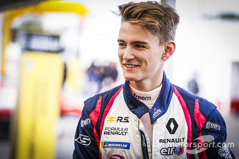 US youngster Sargeant completes Carlin F3 line-up