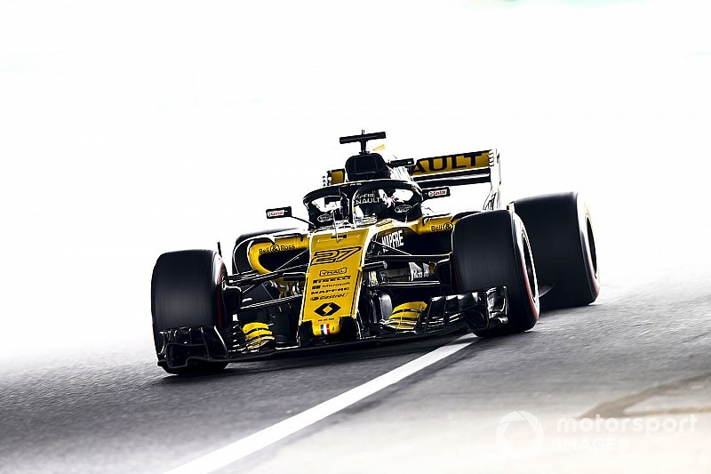 Renault no longer quick enough to fight rivals - Hulkenberg