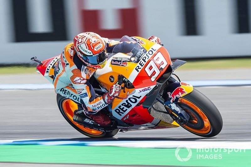 MotoGP: Marquez si prende Buriram