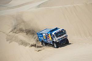 Николаев выиграл «Дакар» в зачете грузовиков