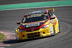 Tom Coronel impegnatissimo, correrà anche nel TCR Europe con la Honda di Boutsen Ginion Racing