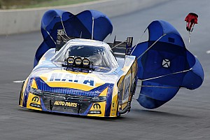 NHRA Qualifying report Ron Capps clinches Funny Car World Championship