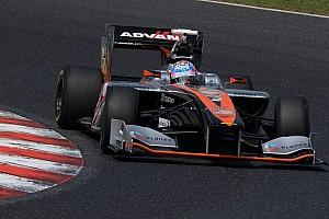 Super Formula Репортаж з гонки Окаяма СуперФормула: Вандорн 7-й у другій гонці