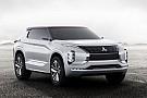 Mitsubishi toont voorproefje hybride-toekomst met GT-PHEV