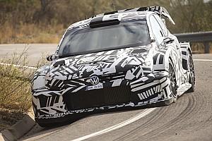 WRC 速報ニュース 【WRC】フォルクスワーゲン、2017年仕様車のプライベーター参戦断念