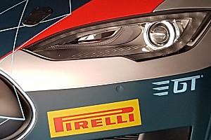 GT Nieuws Pirelli levert banden aan eerste elektrische GT-kampioenschap