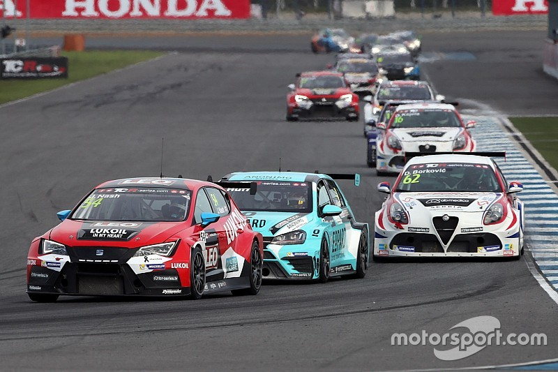 Brand new Chinese racetrack hosts a TCR event
