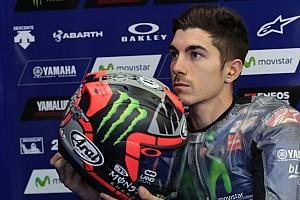 MotoGP Reaktion Im Regen von Motegi chancenlos: Maverick Vinales schreibt MotoGP-Titel (fast) ab