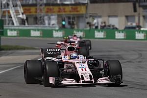 Formel 1 News F1-Pilot Sergio Perez: