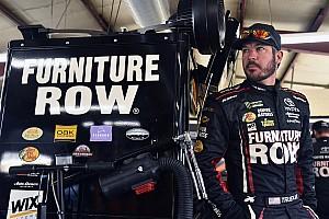 NASCAR Cup Noticias de última hora Martin Truex acepta que le regaló el triunfo a Kyle Larson