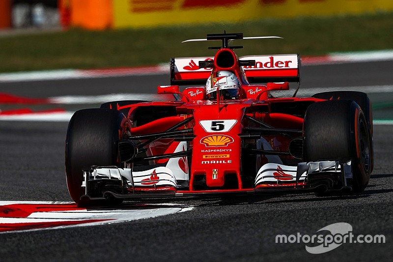 "Vettel: ""Un error en el final me costó la pole"""