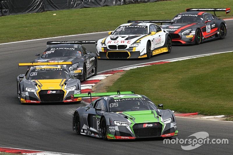 Winkelhock, Stevens lead Audi 1-2-3-4 in Zolder main race