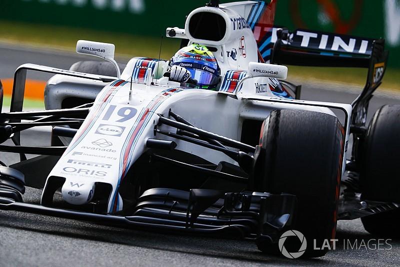 Massa ne veut pas être le dernier recours de Williams